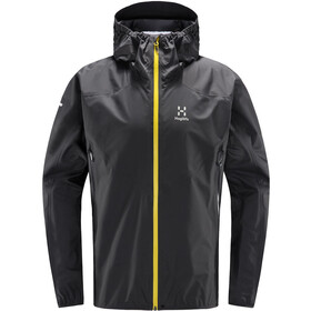 Haglöfs L.I.M Comp Jacket Men, magnetite